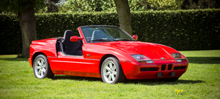 Illustration for article titled Someone Is Selling A Brand New 1990 BMW Z1