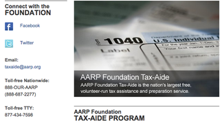 Illustration for article titled AARP's Tax-Aide Offers Free In-Person Tax Help