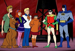 Illustration for article titled First Look at the Batman Crossover We've All Been Waiting For