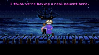 Illustration for article titled Monkey Island Honoured With...Porn Game Tribute