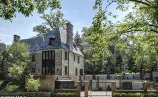 The Obamas have reportedly leased this $6.4 million mansion in D.C.'s Kalorama neighborhood. Youtube