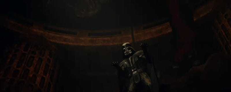 Darth Vader Faces a Four-Armed Rancor in the New Vader Immortal Episode II Trailer