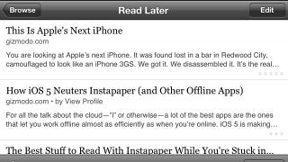 Illustration for article titled The New Instapaper Is a More Essential Download Than Ever
