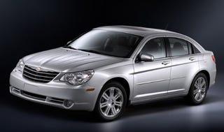 Illustration for article titled Chrysler Kills AWD Versions Of 2009 Avenger, Sebring, Caliber