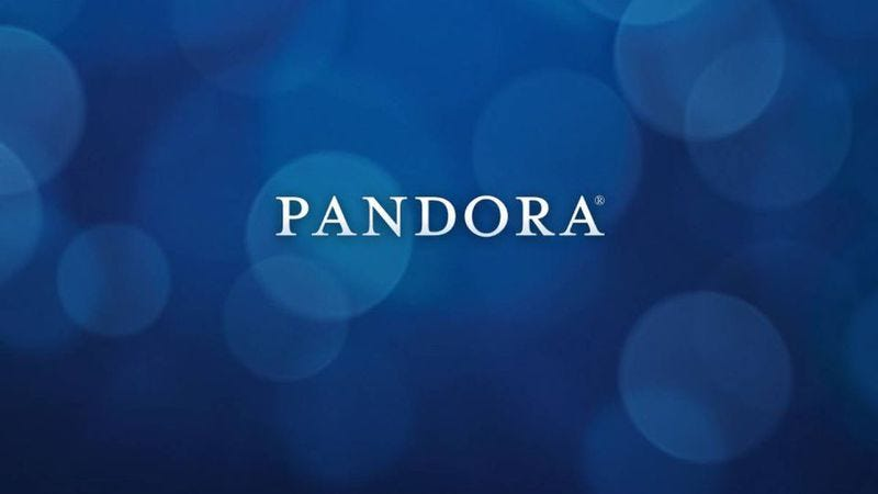(Image: Pandora)