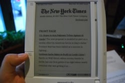 Illustration for article titled Amazon Kindle Is an Ugly Snowspeeder of Contradictions