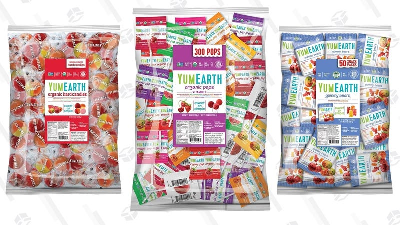 15% Off YumEarth Organic Candy | Amazon