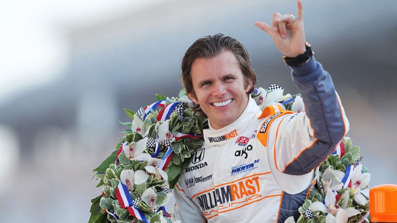 Illustration for article titled Dan Wheldon Was The Man You Wish You Were