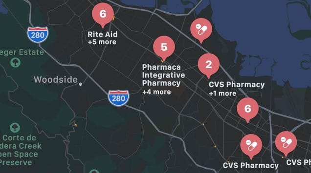 How to Find COVID Vaccination Sites in Apple Maps