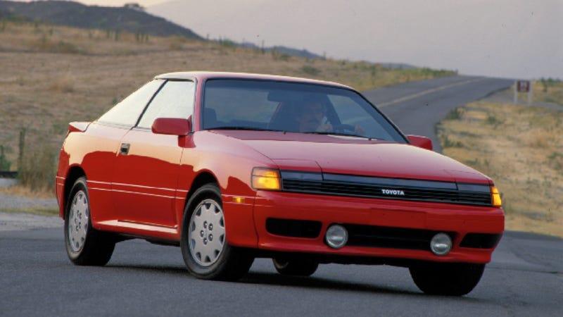 Toyota Селика 1989
