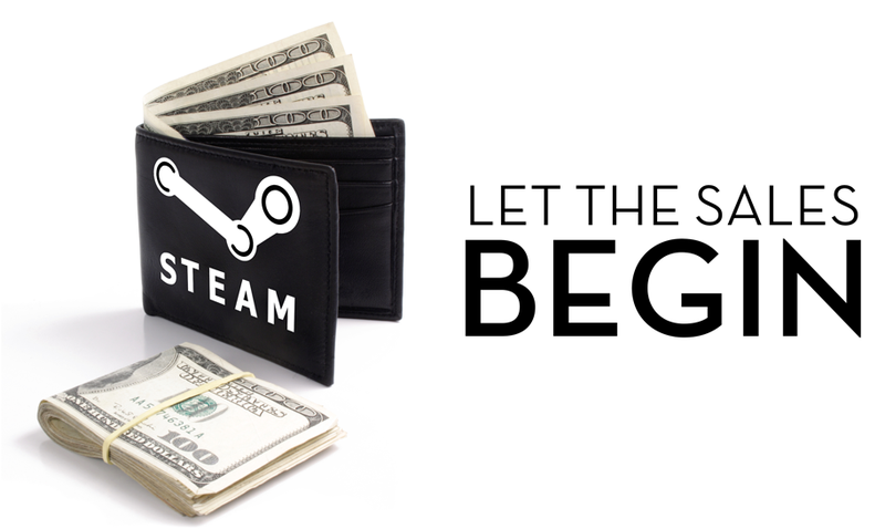 Tips For The Steam Summer Sale