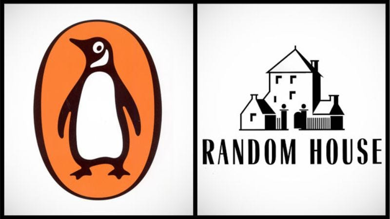 Illustration for article titled Random House and Penguin to become one giant, random, penguin house