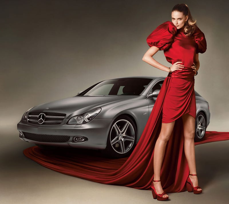 Illustration for article titled Mercedes-Benz CLS Grand Edition Adds More Style, Little Substance