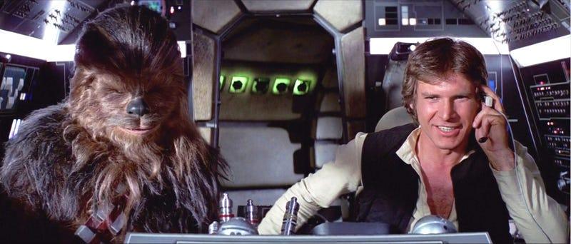 Illustration for article titled Una novela de Star Warsrevela qué sucedió con Han y Chewbacca después de Return of the Jedi