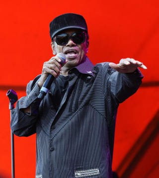 Bobby Womack performs on Day 2 of the Roskilde Festival on July 5, 2013 in Roskilde, Denmark. Danny E. Martindale/Getty Images