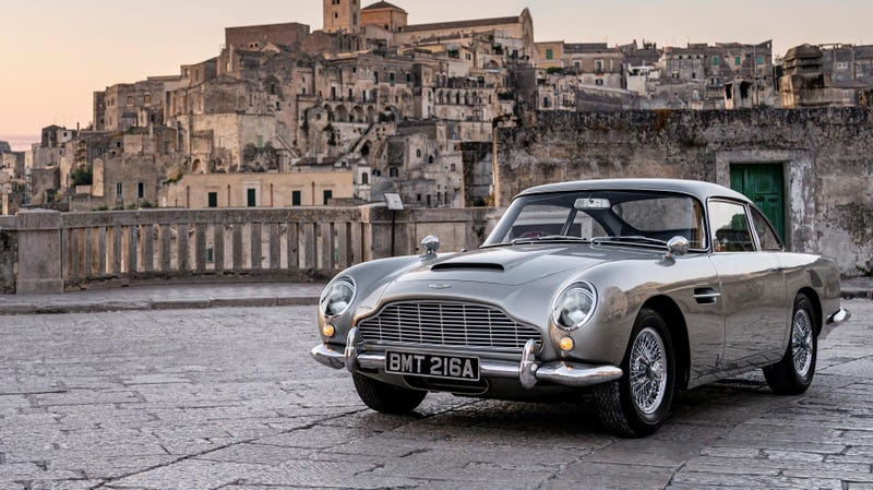Fear Not For There Will Be Aston Martins In The Next Bond Film