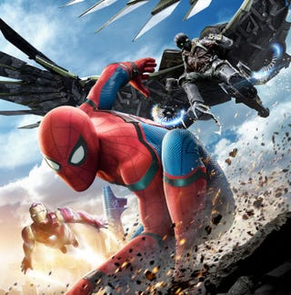 """Illustration for article titled """"This is our decision"""": Thoughts on Spider-Man: Homecoming"""