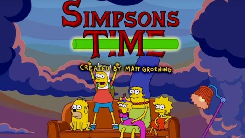 (Screenshot: The Simpsons/YouTube)
