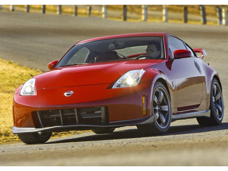 Illustration for article titled How does OPPO feel about Nismo 350zs?