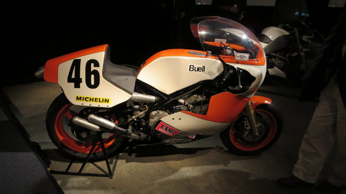 Erik Buell Racing's Death Is All Your Fault