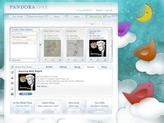 Illustration for article titled Pandora's New Subscription Service: Desktop App, HQ Streaming, and NO ADS
