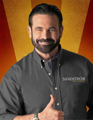 Illustration for article titled Infomercial Spokesman Billy Mays Dead At The Age Of 50