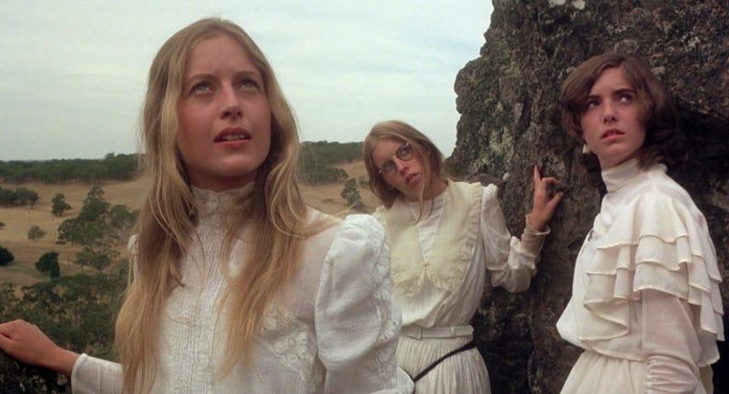 Miranda, transfixed by the mountain.