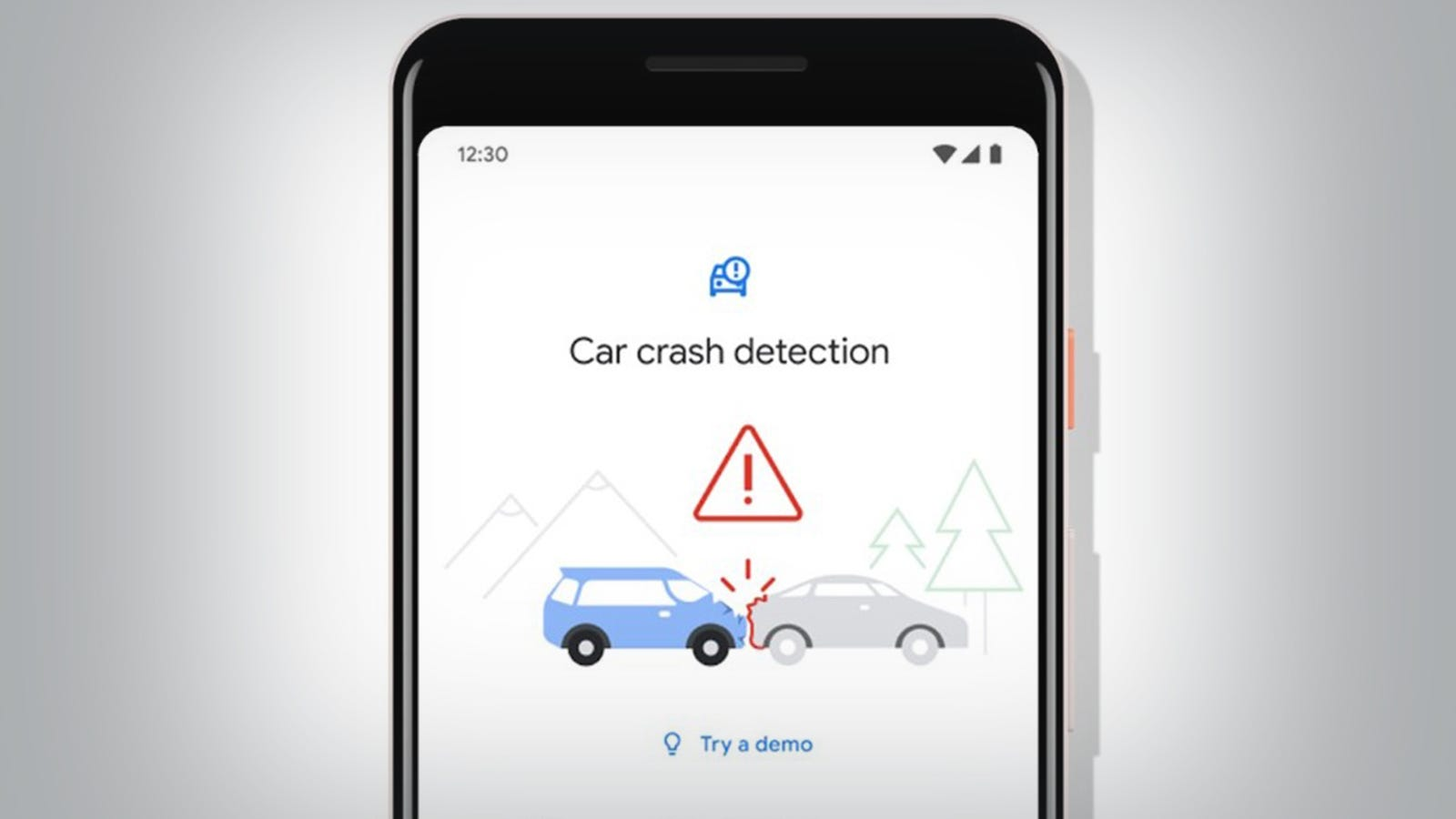 How the Pixel 4 Will Detect Car Crashes and Help You Reach 911
