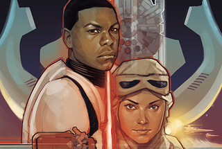 Illustration for article titled Already, there is amazing The Force Awakens Fan Art