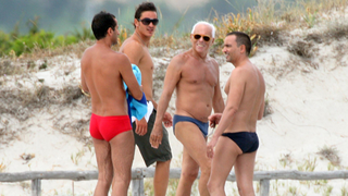 Gay italian man