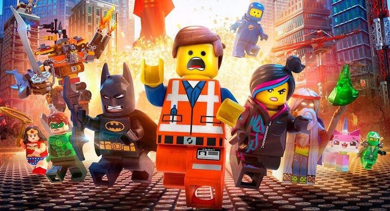 Illustration for article titled Even Armond White Couldn't Hate The Lego Movie