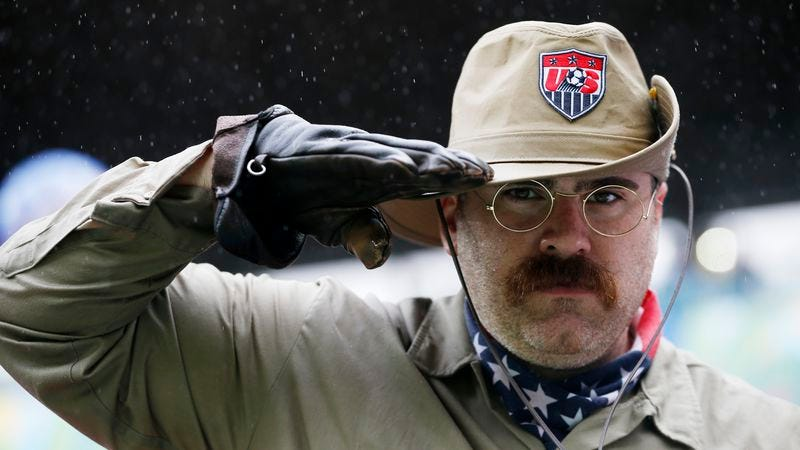 Teddy Goalsevelt (Photo: Jed Leicester/Action Images)