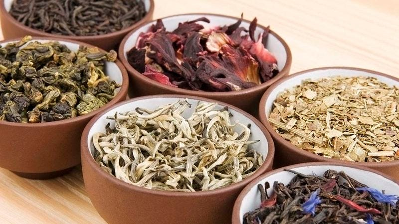 Illustration for article titled How Many Of These Teas Have You Tried?