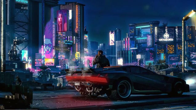 Seeing Google Stadia s Cyberpunk 2077 Trailer Isn t Enough to Sell Me on Cloud Gaming [Corrected]
