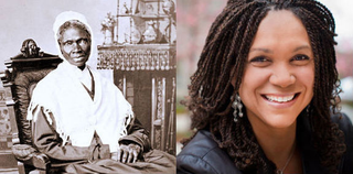 Sojourner Truth (Wikipedia/public domain); Melissa Harris-Perry (courtesy of Melissa Harris-Perry)
