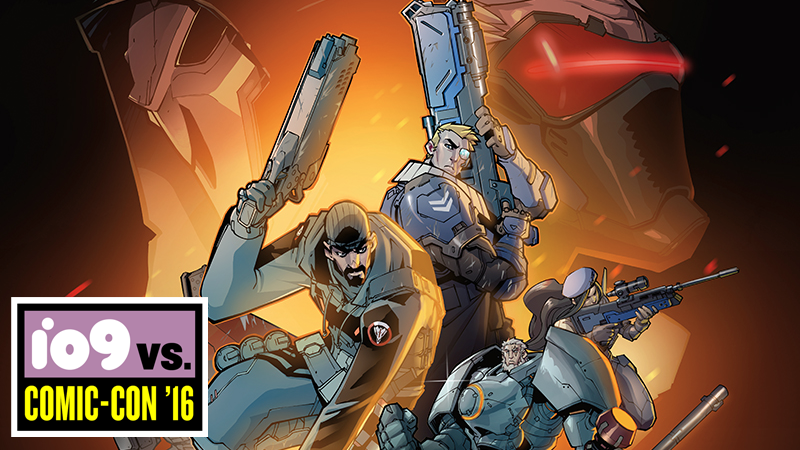 Illustration for article titled OverwatchIs Getting Its Own Graphic Novel Next Year
