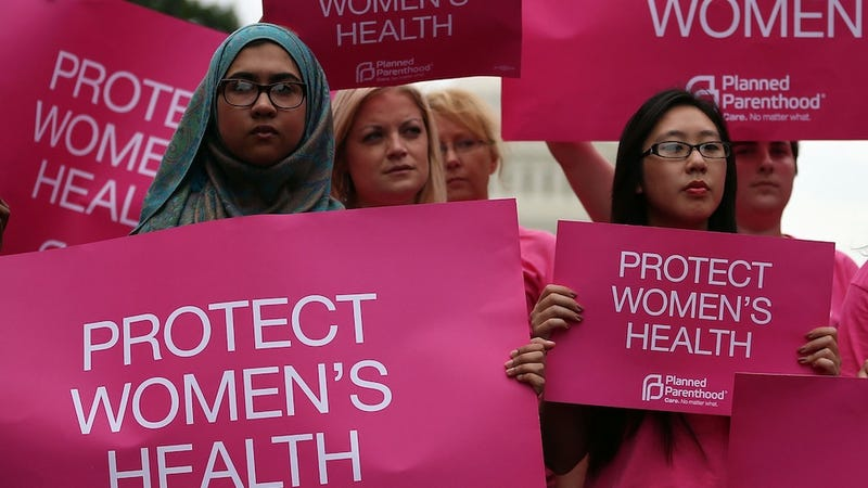 Illustration for article titled Planned Parenthood Site Shuts Down After Hack