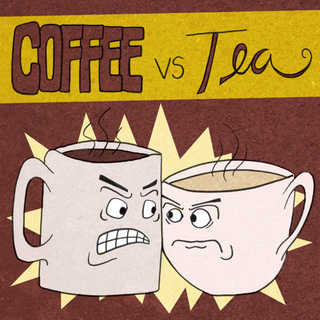 Illustration for article titled Great Food Debate: Coffee vs. Tea