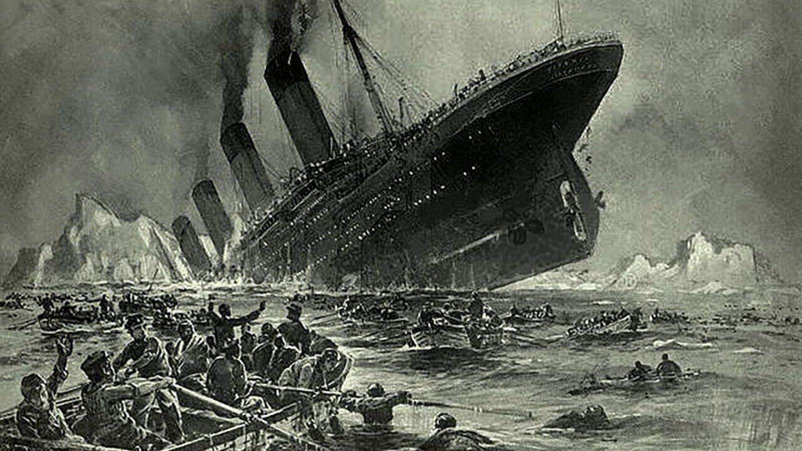 Algunos de los naufragios más trágicos de la historia