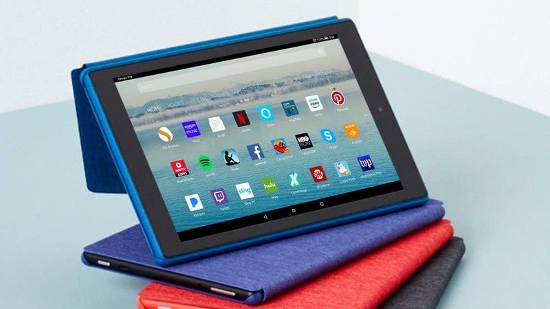 There's No Better Time to Get a Fire HD 10 While It's $50 Off