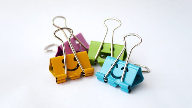 14 Household Uses for Binder Clips