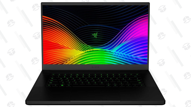 Game Anywhere with $500 off the Powerful Razer Blade 15 Gaming Laptop