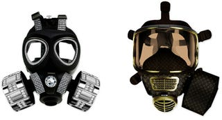 Illustration for article titled Living Isn't Worth Wearing the Diddo Velema Gas Mask