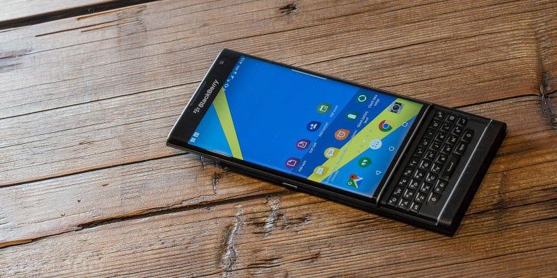 Illustration for article titled BlackBerry pierde uno de sus clientes más fieles: el Senado de los Estados Unidos