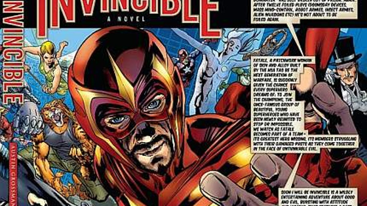 How to create your own original superhero from scratch