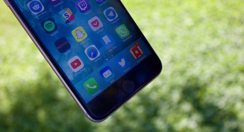 Illustration for article titled El iPhone 7 podría perder su característico botón home para dar paso a una pantalla más grande