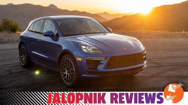 photo of The 2020 Porsche Macan Turbo Is The Ultimate Sporty Crossover And Actually Fun To Drive image