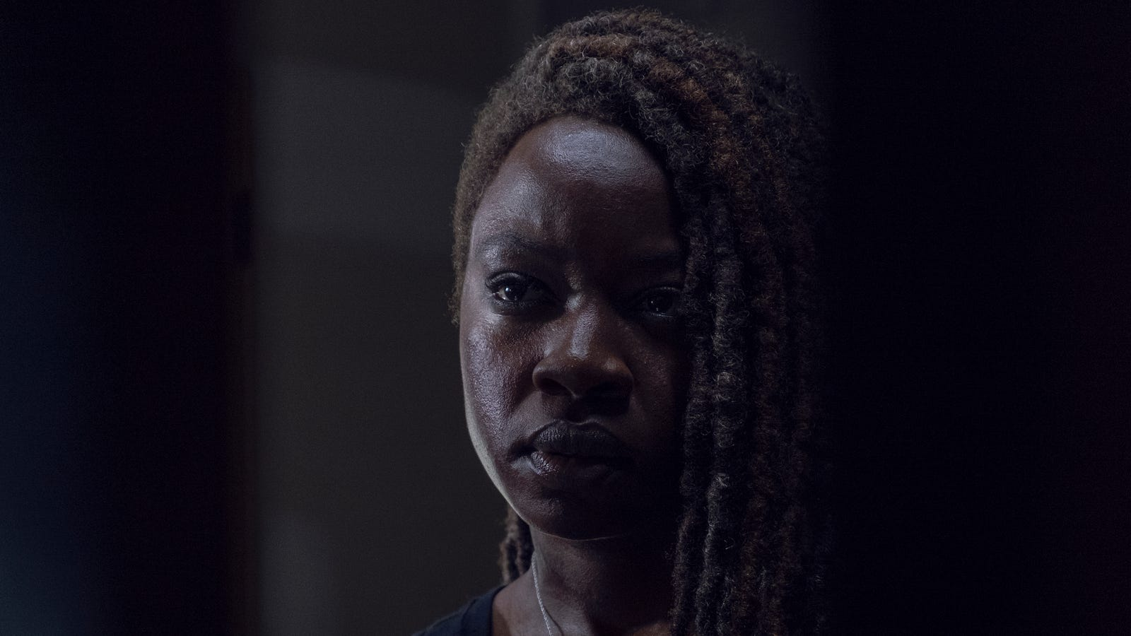 QnA VBage Michonne's fears take center stage on The Walking Dead