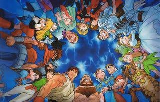 Illustration for article titled Capcom Has More HD Remixes Up Its Sleeve; Marvel Vs. Capcom 2 Next?