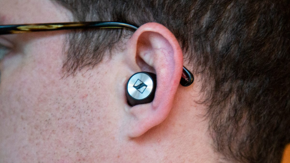 a1ed1d3d9cb Sennheiser Momentum True Wireless Earbuds Review: Super Sound